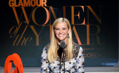 Hollywood Star and Entrepreneur Reese Witherspoon on Why Female Ambition Is a Dirty Word